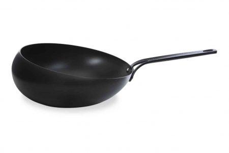 BK-wokarang-black steel - 30 cm