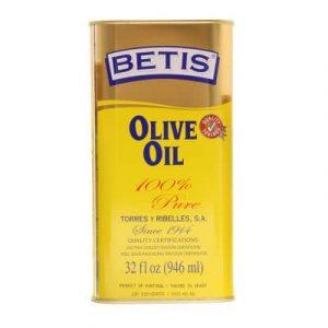 Betis - bak olijfolie - K'OOK!