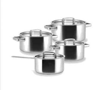 Habonne - king - kookpannen - 3-laags - K'OOK!
