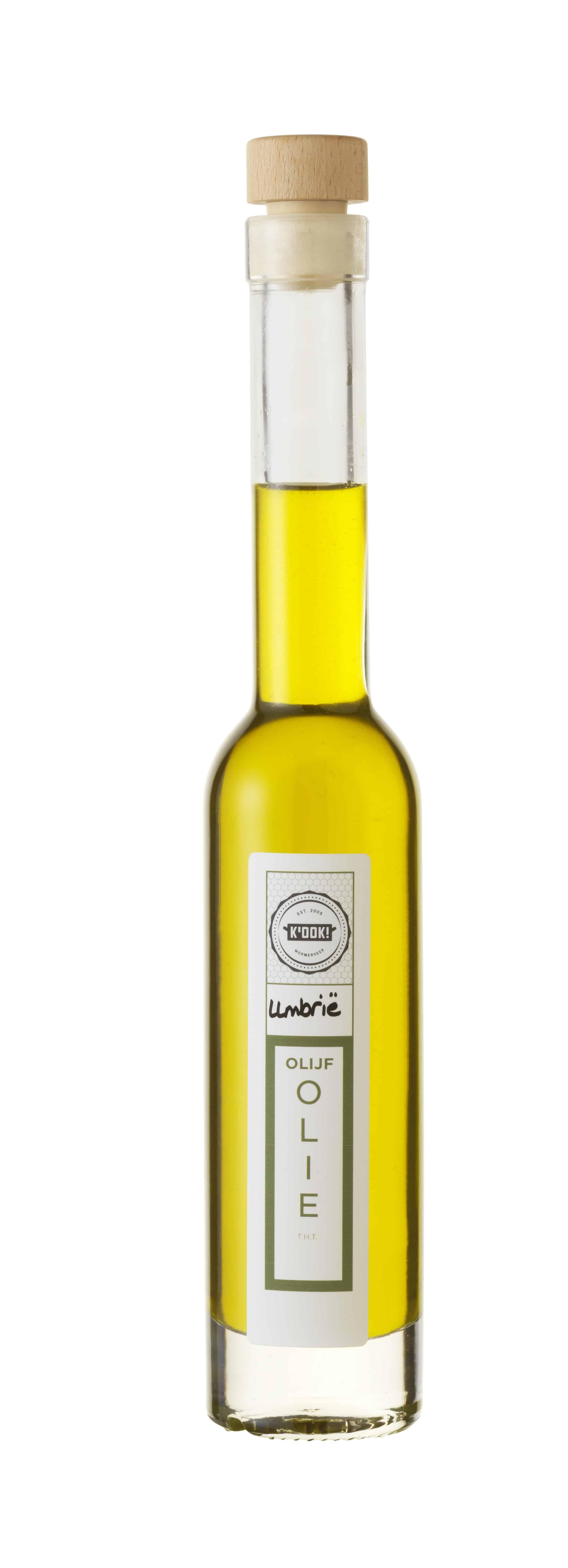 K'OOK! - extra vierge olijfolie Umbrië - diverse maten