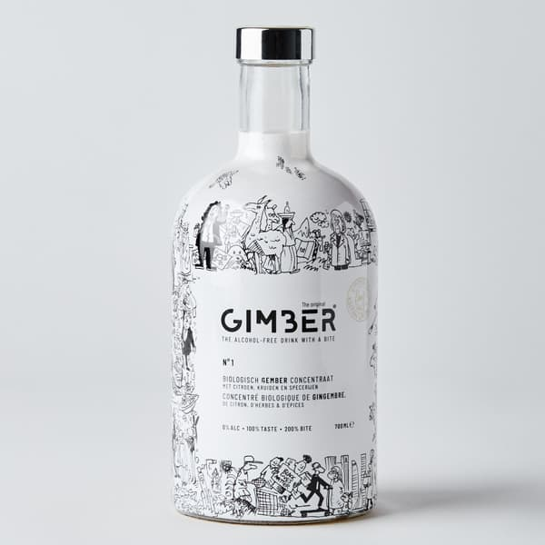 Gimber - limited edition - 700 ml