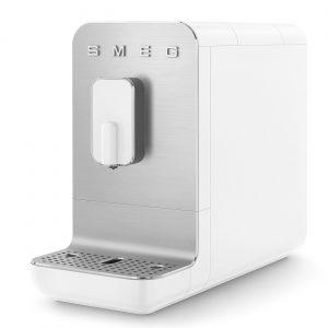 Smeg - volautomatische koffiemachine - mat wit