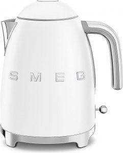 Smeg - waterkoker - mat wit - 1.7 liter