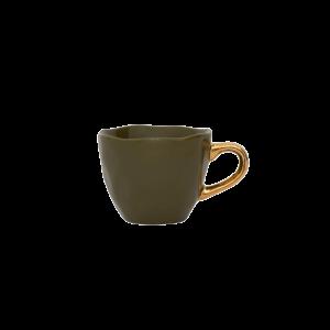 Urban Nature Culture - Good Morning Cup Espresso - fir green
